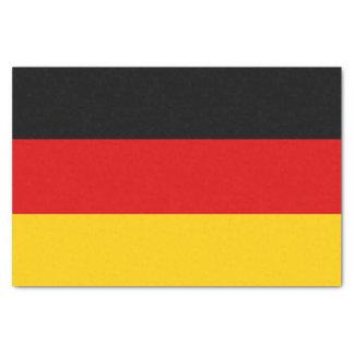 Patriotic German Flag Tissue Paper