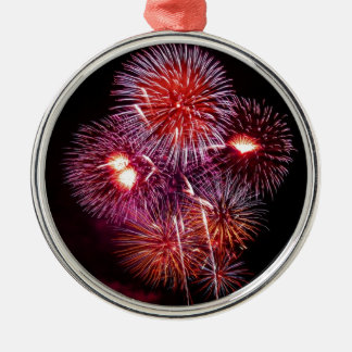 Patriotic Gifts Fireworks from the 4th of July Christmas Ornament