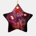 Patriotic Gifts Fireworks from the 4th of July Ornament