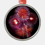 Patriotic Gifts Fireworks from the 4th of July Christmas Ornaments
