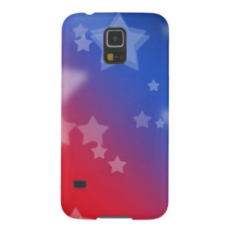 Patriotic Gifts Stars Red White Blue Galaxy S5 Covers