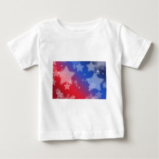 Patriotic Gifts Stars Red White Blue Tee Shirt
