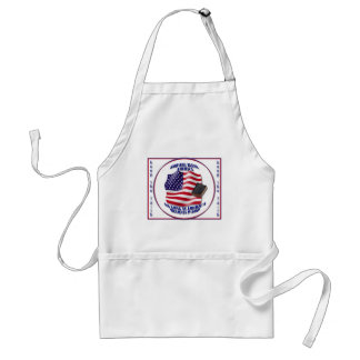 Patriotic-GodBlessAmerica.png Standard Apron