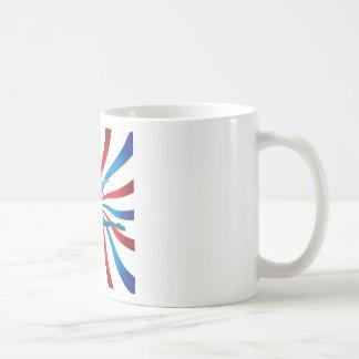 Patriotic Gymnastics Gifts Coffee Mug