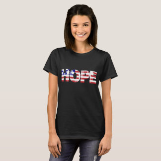 "Patriotic Hope ""Red, White & Blue"" Women's Shirt"
