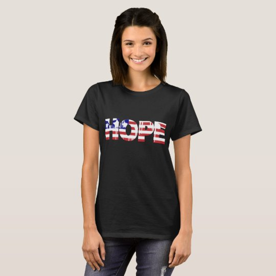 "Patriotic Hope ""Red, White & Blue"" Women's"