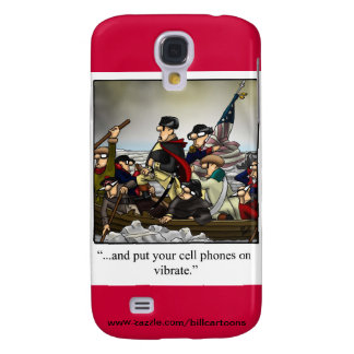 Patriotic Humorous Cartoon Iphone Cover! Samsung Galaxy S4 Cases