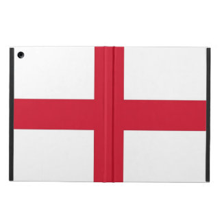 Patriotic ipad case with Flag of England