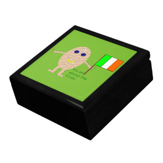 Patriotic Irish Egg Gift Box