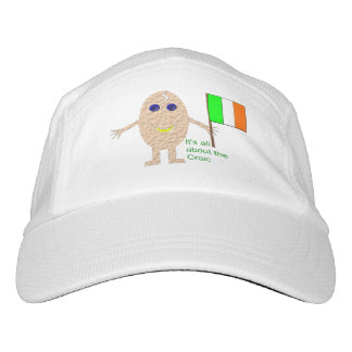 Patriotic Irish Egg Hat