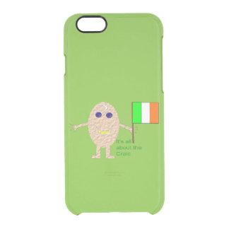 Patriotic Irish Egg iPhone Case