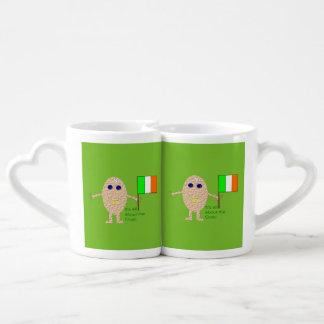 Patriotic Irish Egg Lovers Mugs