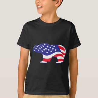Patriotic Mama Grizzly T-Shirt