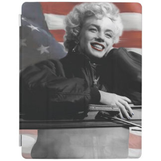 Patriotic Marilyn iPad Cover