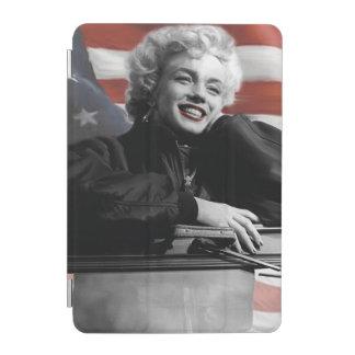 Patriotic Marilyn iPad Mini Cover
