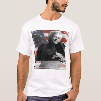 Patriotic Marilyn T-Shirt