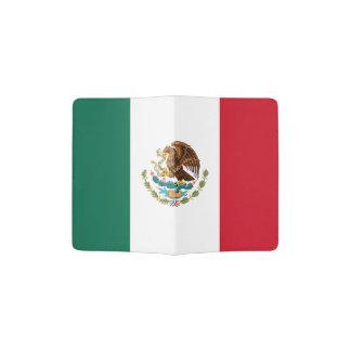 Patriotic Mexican Flag Passport Holder