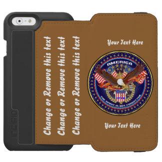 Patriotic or Politics Go direct to customize Incipio Watson™ iPhone 6 Wallet Case
