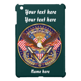 Patriotic or Veteran Pick one View Artist Comments Case For The iPad Mini