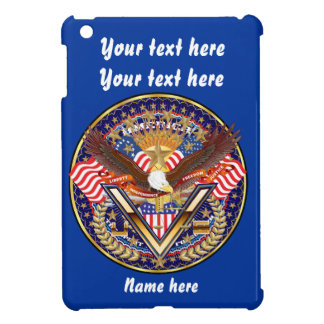 Patriotic or Veteran Pick one View Artist Comments iPad Mini Cases