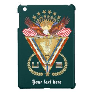 Patriotic or Veteran View Artist Comments Below iPad Mini Cover
