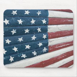 Patriotic Pad Mouse Pad