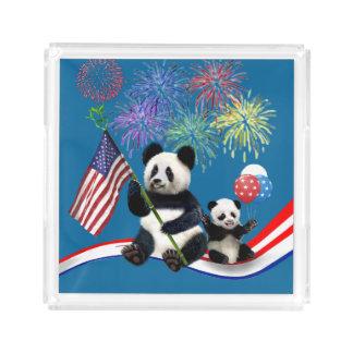 PATRIOTIC PANDAS