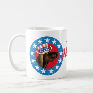 Patriotic Plott Classic White Coffee Mug