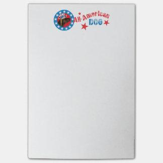 Patriotic Plott Post-it® Notes