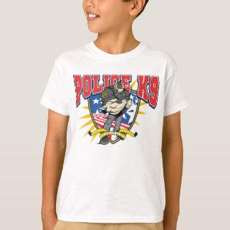 Patriotic Police K9 Unit T-Shirt