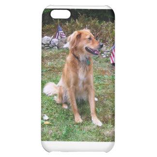 Patriotic Reba, Sunshine Golden Rescue Ophone case iPhone 5C Cover