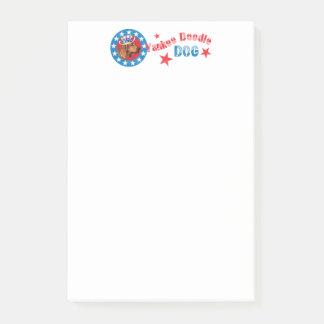 Patriotic Redbone Post-it Notes