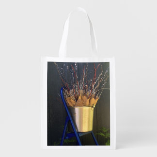 Patriotic reusable bag