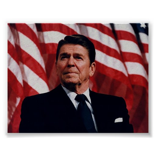 ronald reagan and patriotism Ronald wilson reagan was born on feb 6, 1911, in a four-room apartment over the general store of tampico, ill, the younger of the two sons of nelle and john reagan.