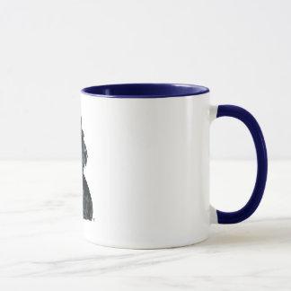 Patriotic Scottish Terrier Mug