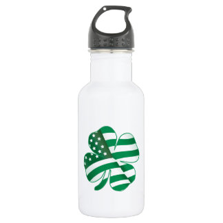 Patriotic Shamrock II 532 Ml Water Bottle