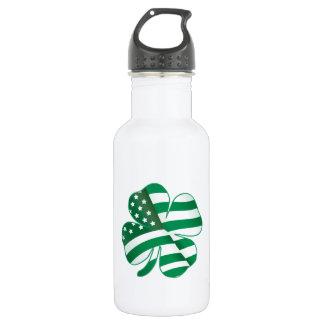 Patriotic Shamrock II 532 Ml Water Bottle
