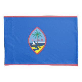Patriotic Single Pillowcase flag of Guam