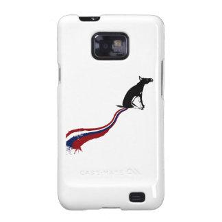 PATRIOTIC SKID MARKS DEMOCRAT SMALL.png Samsung Galaxy Cases