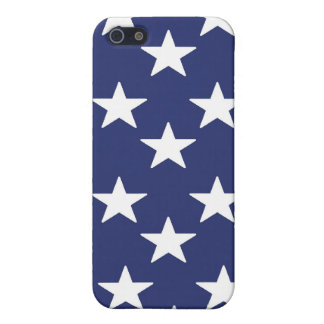 PATRIOTIC STARS CELL iPHONE CASE iPhone 5 Covers