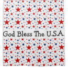 Patriotic Stars Shower Curtain