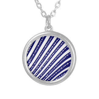 Patriotic Stars Stripes Freedom Flag 4th of July Necklaces