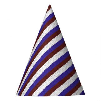 Patriotic Stripes Party Hat