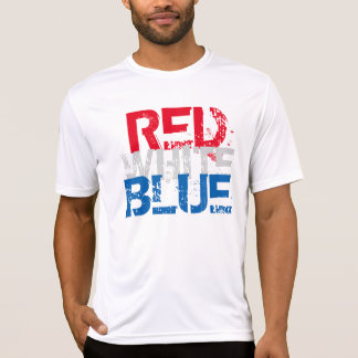 Patriotic T Shirt Men July 4th Independence Day