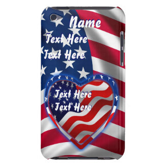 Patriotic Theme Important See Notes iPod Touch Cases