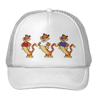 Patriotic Tiger Hat