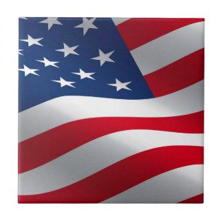 Patriotic Tile