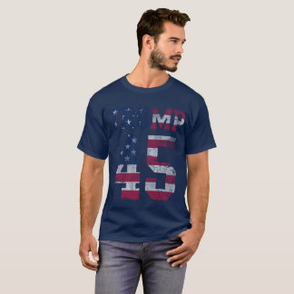 Patriotic Trump 45th President Inauguration T-Shirt