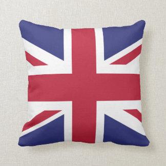 Patriotic United Kingdom Flag Cushion