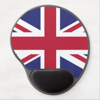 Patriotic United Kingdom Flag Gel Mouse Mat